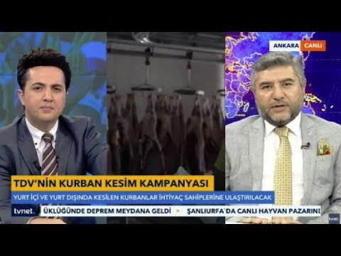 TDV Genel Müdürü Avukat Mehmet Savaş Polat TV Net'in konuğu oldu