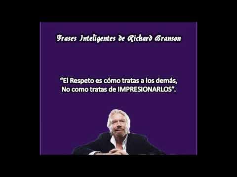 Frases Inteligentes de Richard Branson