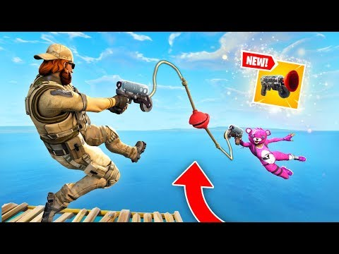 GRAPPLER vs. GRAPPLER! - Fortnite Fails & Epic Wins #27 (Fortnit