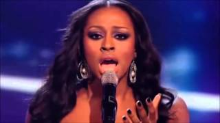 Alexandra Burke X Factor 2008 FULL Audition to Winning