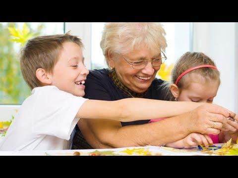 Какова роль бабушек в жизни внуков?