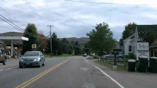 Waterbury (VT) United States  city images : Stowe, Waterbury, and Montpelier Vermont Drivelapse Dash Cam