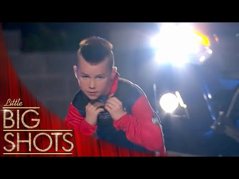 Is This The World's Strongest Kid?! @Best Little Big Shots