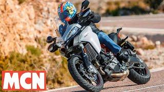 1. 2019 Ducati Multistrada 950 ridden | MCN | Motorcyclenews.com