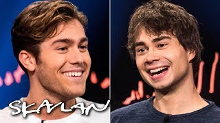 Video Eurovision's Rybak and Ingrosso do talk show interview together | English Subtitles | Skavlan MP3, 3GP, MP4, WEBM, AVI, FLV Agustus 2018