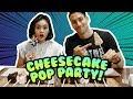 Cobain CheeseCake Pops Gemes #CekOmbak