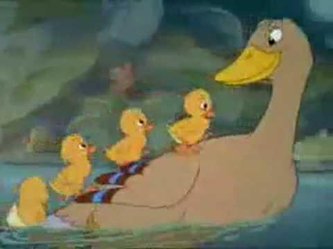 Walt Disney - Ugly Duckling