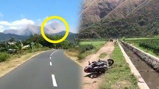 Video Video Detik-detik Gempa 6.5 SR Guncang Lombok hingga Akibatkan Longsor di Perbukitan Gunung Rinjani MP3, 3GP, MP4, WEBM, AVI, FLV September 2018