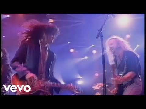 Aerosmith - Crazy (видео)