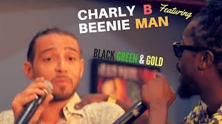 Charly b and beenie man freestyle prophecies untold irie FM – the buzz