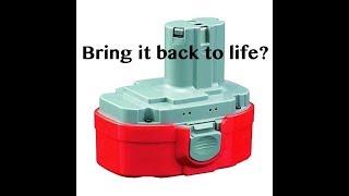 Video Can you regenerate a dead power tool battery? MP3, 3GP, MP4, WEBM, AVI, FLV September 2018