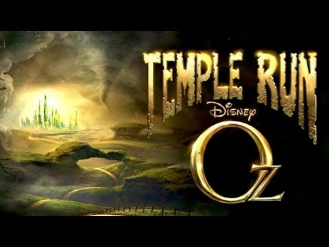 Temple Run : Oz the Great and Powerful Android