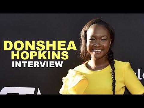Donshea Hopkins On Playing Bobbi Kristina + Life After Power & MORE!