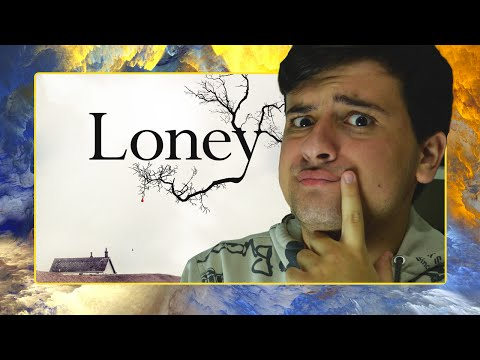 BOOKTALK: LONEY | Geek's Anatomy