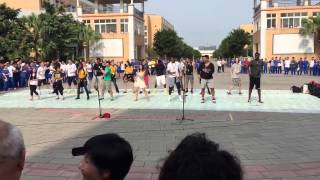 Jiangmen China  city photo : Uptown Funk (Jiangmen,China)