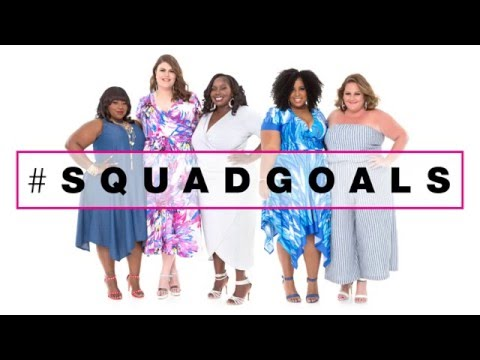 Ashley Stewart Introduces: EXTENDED SIZES