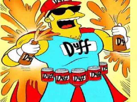Duff Beer Commercial