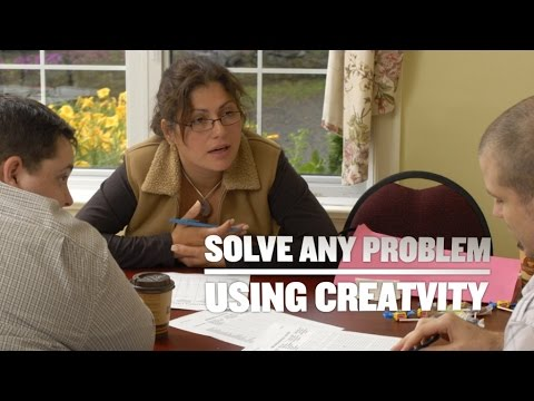 Creative problem solving lesson plans