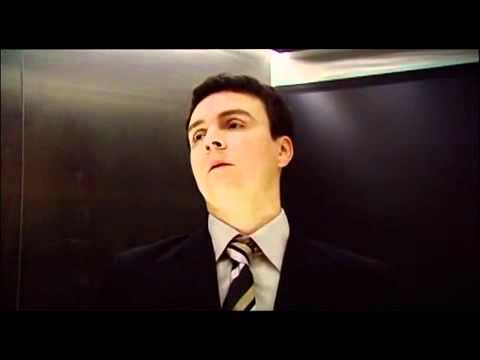 scottish - Funny Clip From Burnsitown The Programme Elevator Clip - The 2 Guys Cant Get The Voice Recognition Thing In The Elevator To Work Hilarious ! !
