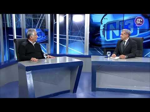 """Alberto Rodríguez Saá: """"Vamos a utilizar nuestro fondo anticrisis, ampliar el presupuesto y hacer un plan de obras públicas pujante"""""""