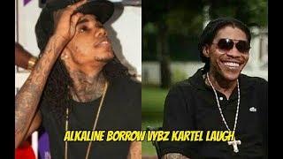 Alkaline Did Vybz kartel Famous Laugh In Bermuda..[yeti boss tv]
