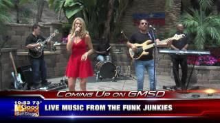 The Funk Junkies tease