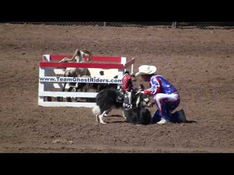 Team Ghost Riders @ Payson Rodeo 2009-08-16