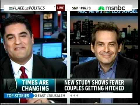 Marriage Outdated & Tea Party Tweets Failure - MSNBC w/ Cenk