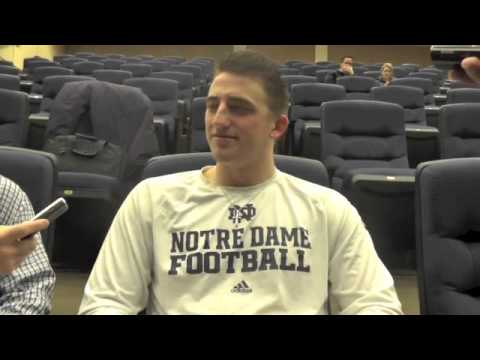 Kyle Brindza Interview 3/4/2014 video.