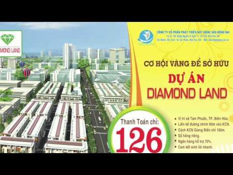 DIAMOND LAND TP BIÊN HÒA GIÁ TRỊ GIA TĂNG KHÔNG NGỪNG