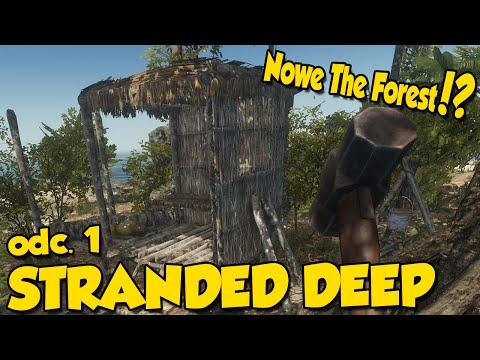 cast - Chcieliście The Forest? To macie coś nowego... Stranded Deep ▻ Zostaw Like i odwiedź mnie na fejsie! - http://facebook.com/disowskyy ▻ Gra Stranded Deep jest dostępna tutaj ▻...