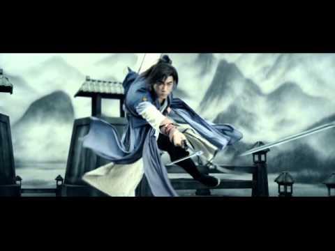 《笑傲江湖online》陳喬恩真人版電視廣告 爭戰篇 30秒震撼首播