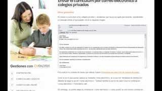 Trabajar en empresas e industrias, enviar el curriculum a las principales empresas españolas