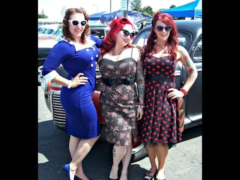 Viva Las Vegas 17 Rockabilly Weekend 2014 Highlights