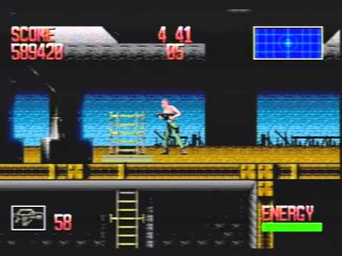 alien 3 megadrive cheats