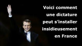 Video Voici comment une dictature peut s'installer insidieusement en France MP3, 3GP, MP4, WEBM, AVI, FLV Juni 2017