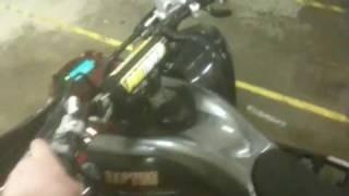 8. 2009 Yamaha Raptor 700R Special Edition