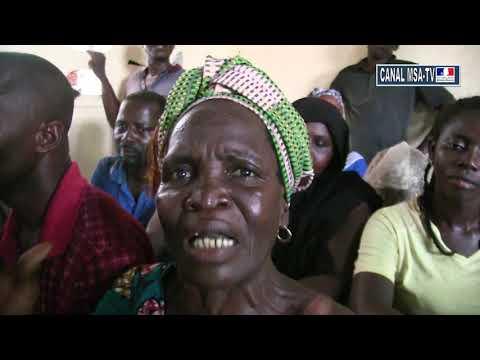 COTE D'IVOIRE:Déguerpissement témoignage des habitants d'Adjouffou avant, pendant et après la casse.