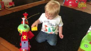 In the Night Garden Ninky Nonk Musical Activity Train   Toy review