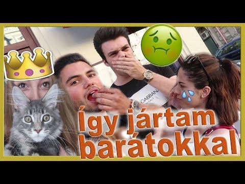 Video ÍGY JÁRTAM BARÁTOKKAL - VISSZAVÁGÓ!! #2 download in MP3, 3GP, MP4, WEBM, AVI, FLV January 2017