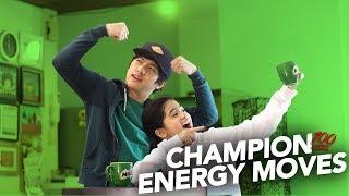 Video CHAMPION ENERGY MOVES   Ranz and Niana MP3, 3GP, MP4, WEBM, AVI, FLV Februari 2018
