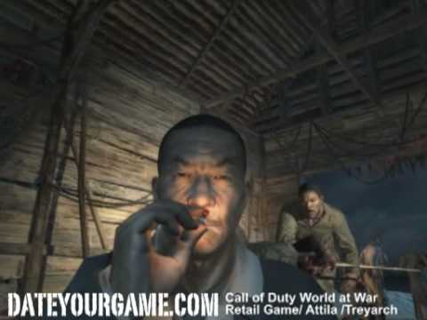 cod5 - Want more? Visit: http://dateyourgame.com/call-of-duty-world-at-war/ This video is part of attila16's Call of Duty 5 World at War Walkthrough. This Call of D...