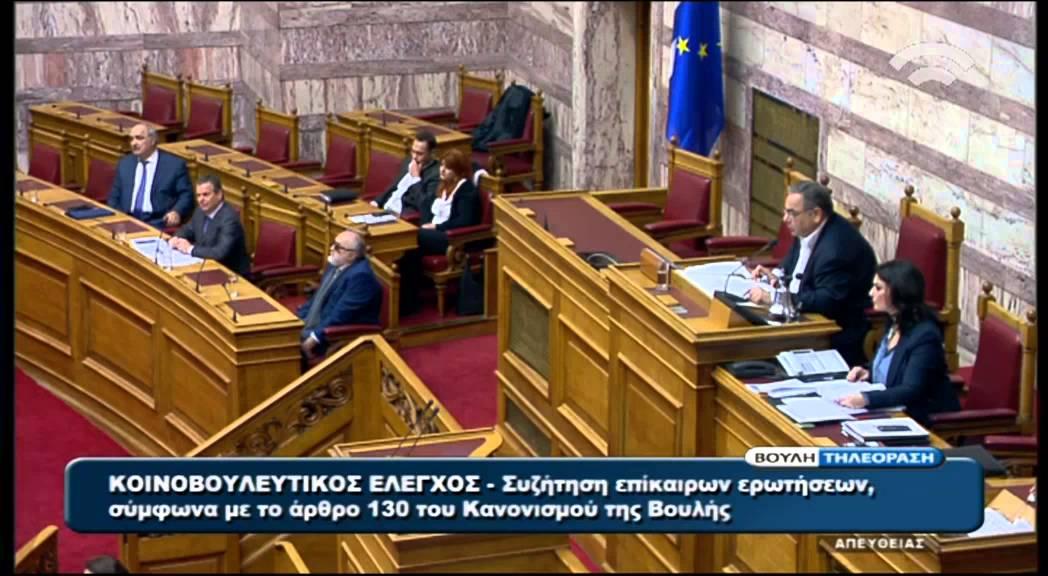 Τ. Πετρόπουλος: Στους 4.500 οι αγρότες με επιβάρυνση άνω του 13% με το νέο ασφαλιστικό