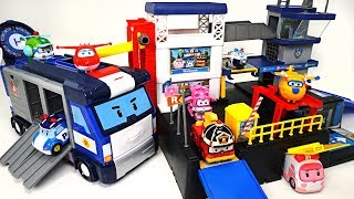 Video Robocar Poli and Super Wings have a NEW mobile and rescue headquarters! - DuDuPopTOY MP3, 3GP, MP4, WEBM, AVI, FLV Juli 2018