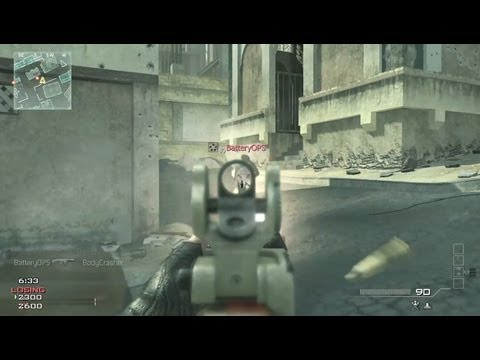 Video: Call of Duty Modern Warfare 3 – Weapon Progression