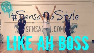 Video Like Ah Boss 😎 #SensazaoStyle download in MP3, 3GP, MP4, WEBM, AVI, FLV Februari 2017