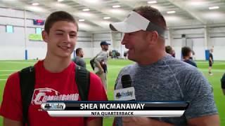 NFA QB Shea McManaway