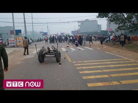 Khởi tố vụ tai nạn khiến 7 người chết tại Vĩnh Phúc | VTC1 - Thời lượng: 63 giây.