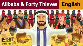 Video Alibaba And 40 Thieves in English | English Story | Fairy Tales in English | English Fairy Tales MP3, 3GP, MP4, WEBM, AVI, FLV September 2018