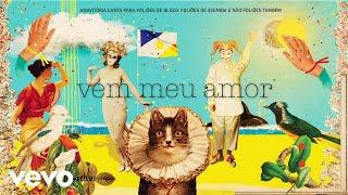 image of ANAVITÓRIA - Vem Meu Amor (Audio)